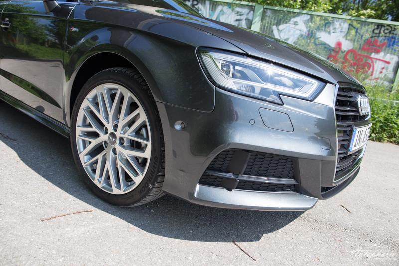 Technologisch Up2date Neuer Audi A3 Im Test Autophorie De