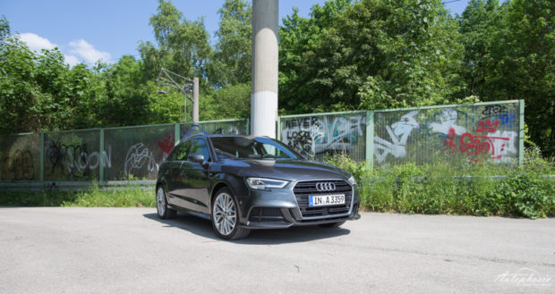 Audi A3 Facelift 2016