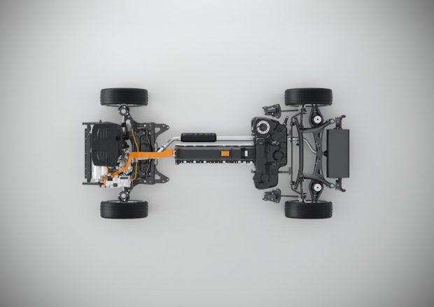 Volvo CMA Plattform