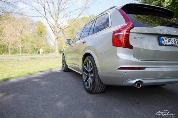 Volvo XC90 D4 Test
