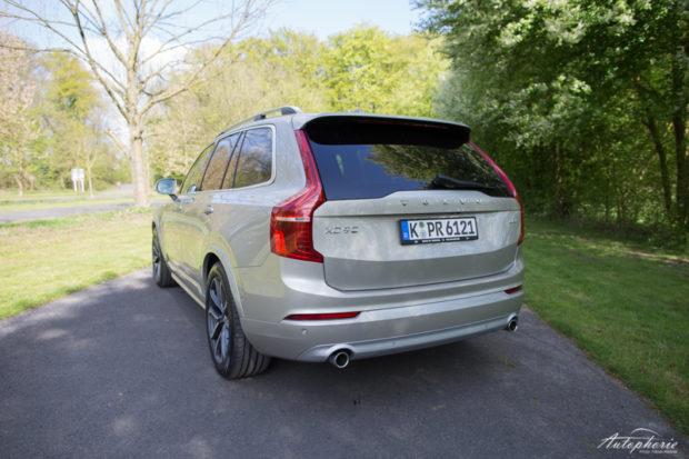 Volvo XC90 D4 Heck