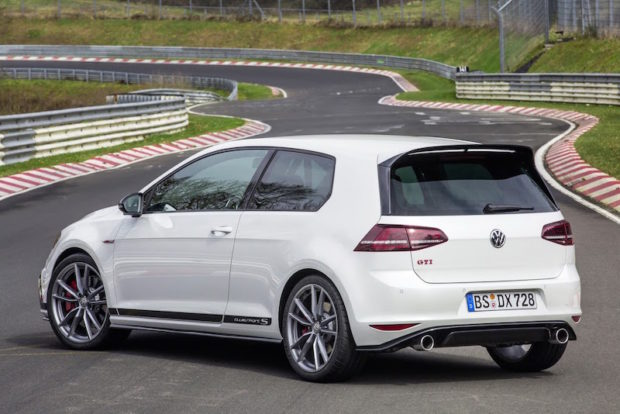 VW Golf GTI Clubsport S Heck