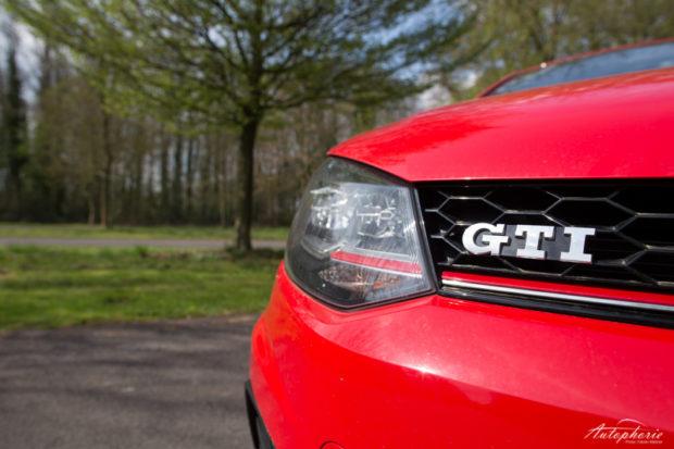 VW Polo GTI 6C Grill