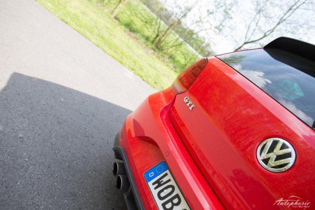 VW Polo GTI 6C Auspuff