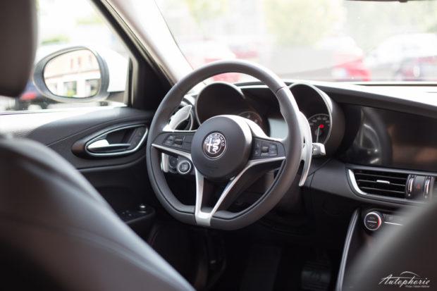 Alfa Romeo Giulia Super Cockpit