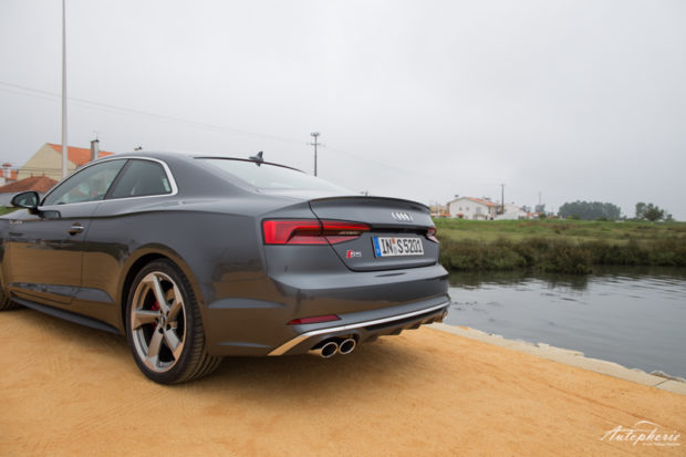 2016 Audi S5 Coupe Heck