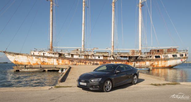 Audi A5 Coupe Hafen