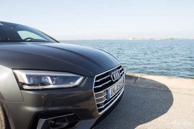 Audi A5 Coupe Grill