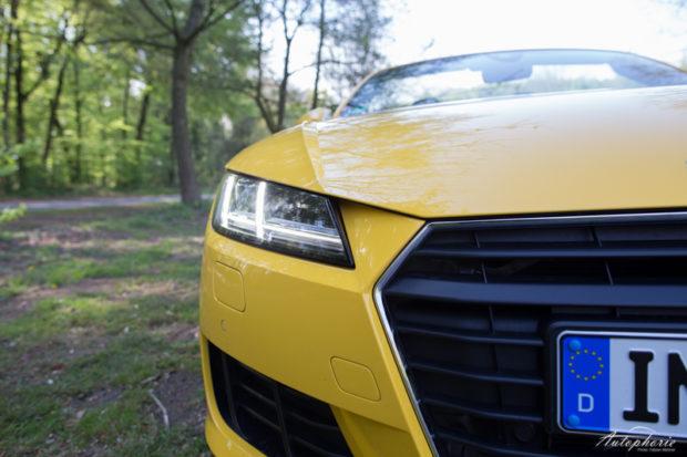 Audi TT Roadster Matrix LED
