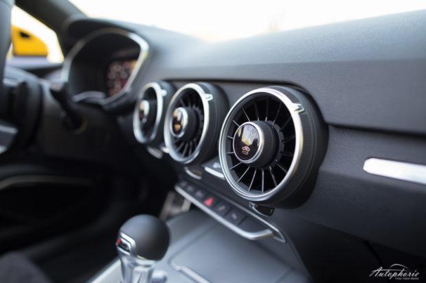 Audi TT Roadster Luftdüsen