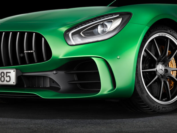 AMG GT R Detail Front