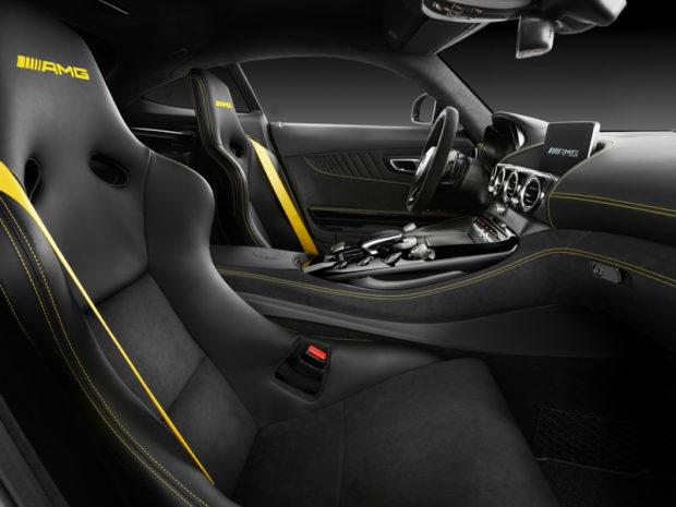 AMG GT R Innenraum