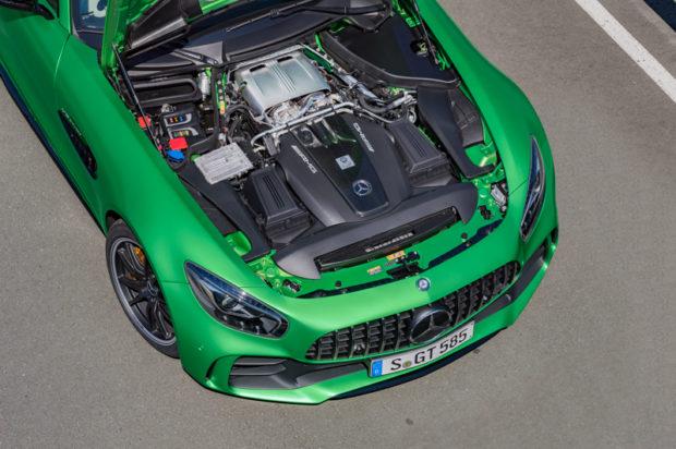 AMG GT R 4.0-Liter V8 Biturbo