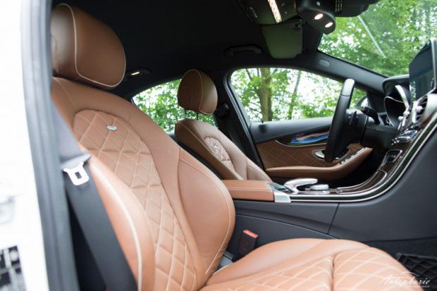 Mercedes-Benz C 220d Limousine designo Interieur