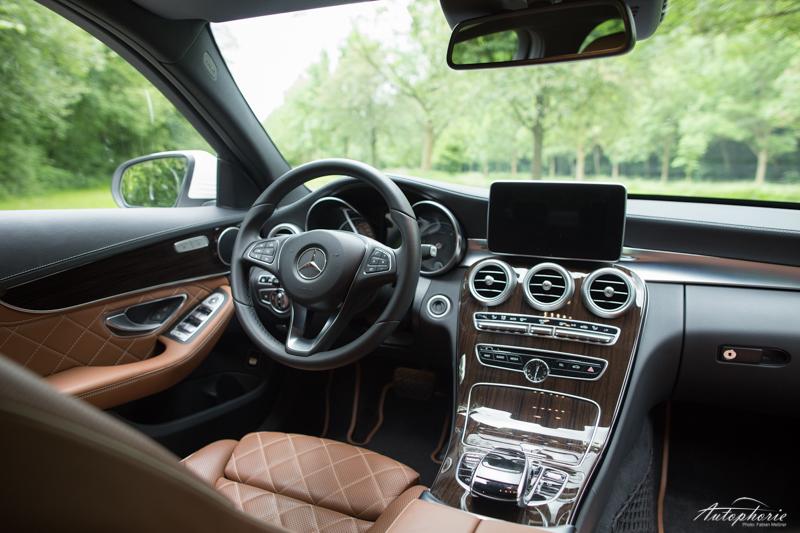 Reise limousine mercedes benz c 220d w205 getestet for Innenraum design programm kostenlos