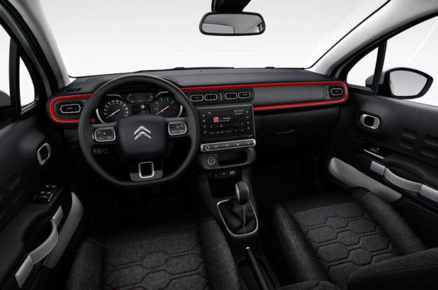 2016 Citroen C3 Cockpit