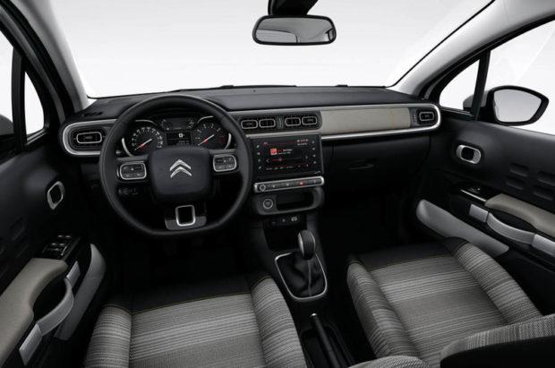 2016 Citroen C3 Innenraum