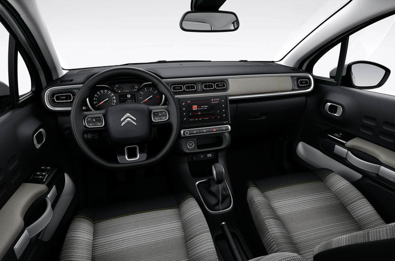 Neuer Citroen C3: Kleinwagen trifft Cactus-Design - Autophorie.de
