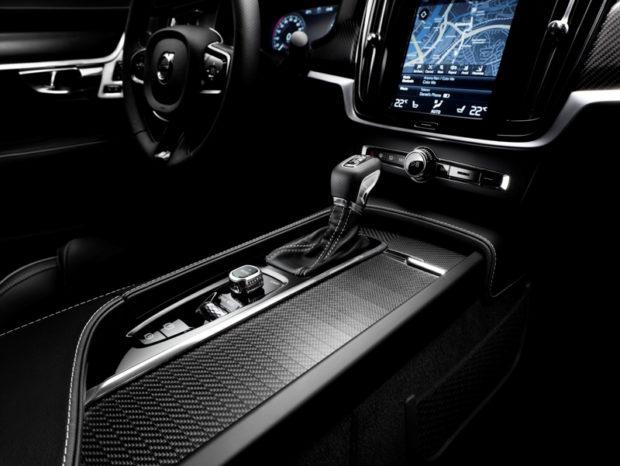 Volvo V90 R-Design Echtkarbon Cockpit