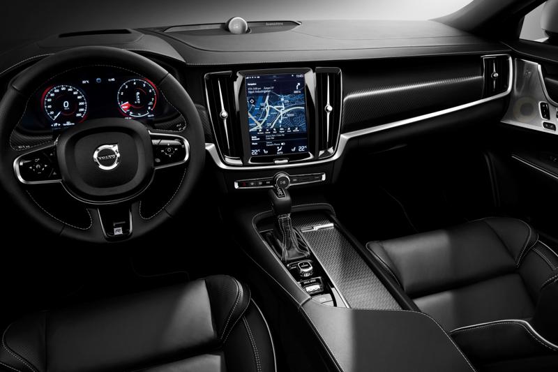Volvo s90 und v90 r design stellen sich vor for Innenraum design programm kostenlos