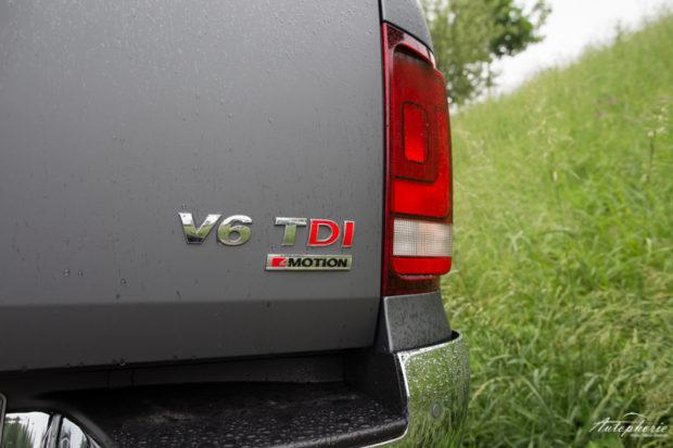 VW Amarok V6 TDI 4Motion
