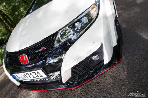 Civic Type R Front Fokus