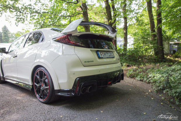 Heck Civic Type R