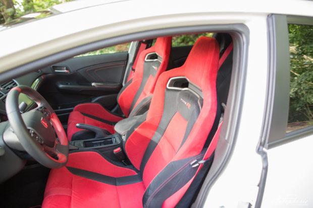 Schalensitz Honda Civic Type R