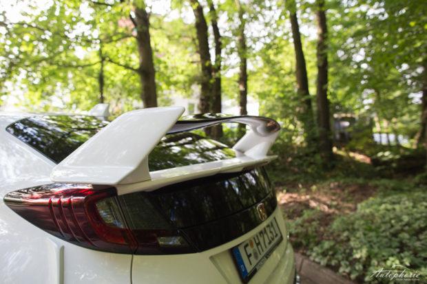 Heckflügel Civic Type R