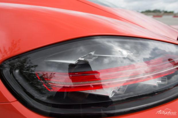 Porsche 718 Cayman S Rückleuchte