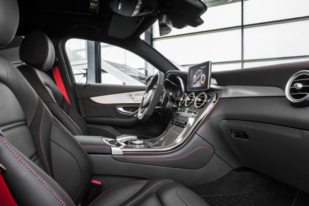 Mercedes-AMG GLC 43 4MATIC Coupé Sitze
