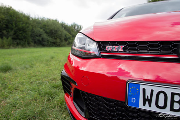 VW Golf GTI Clubsport Logo