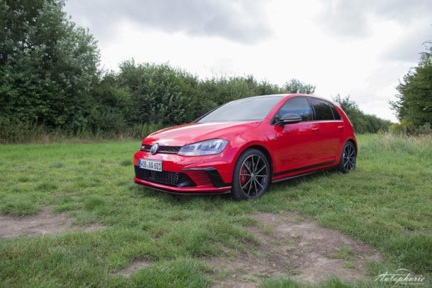 VW Golf GTI Clubsport Test