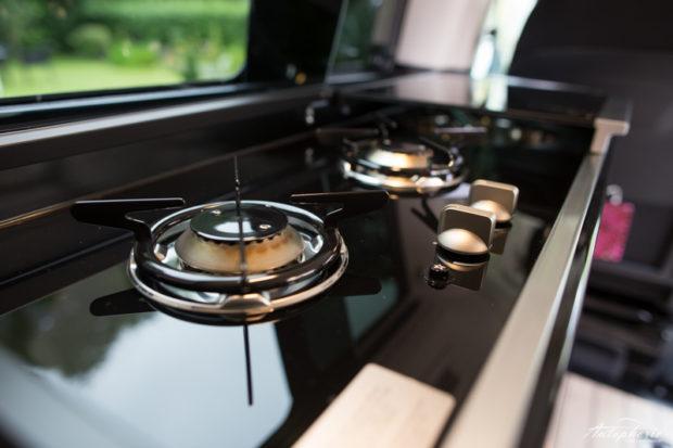 Mercedes-Benz Marco Polo Kochplatte