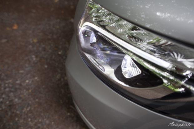Mercedes-Benz Marco Polo LED Scheinwerfer