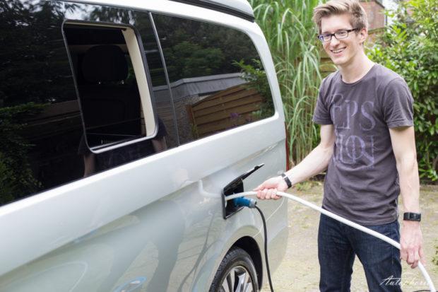 Mercedes-Benz Marco Polo Wasser einfüllen