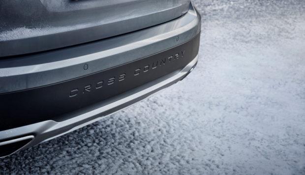 Volvo V90 Cross Country Heckstoßstange