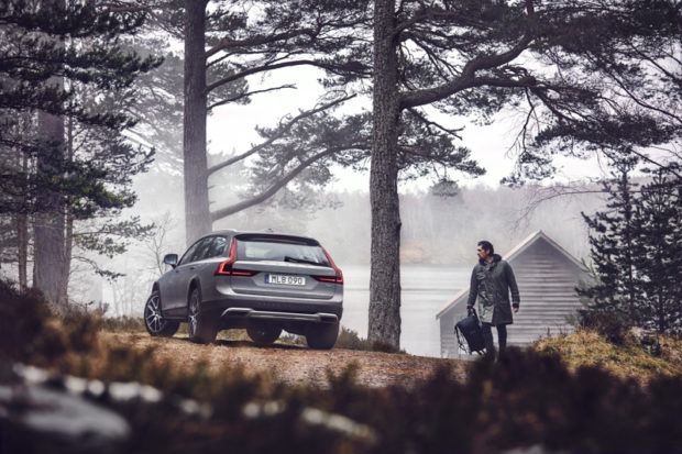 Volvo V90 Cross Country Offroad