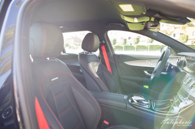 Mercedes-AMG E 43 4MATIC T-Modell S213 Sitze