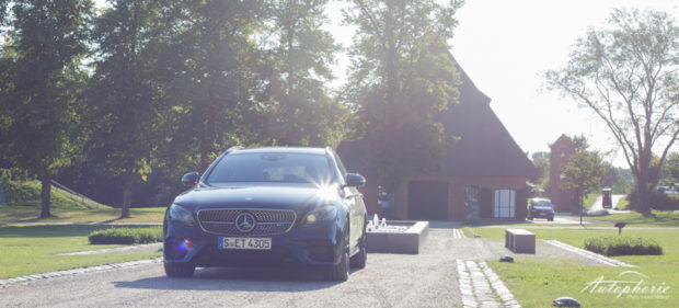 Mercedes-AMG E 43 4MATIC T-Modell S213