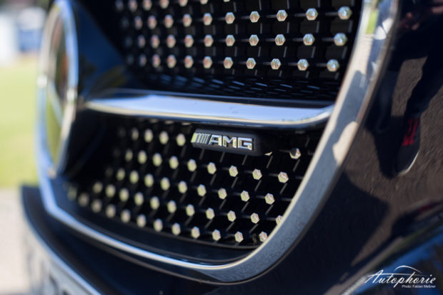 Mercedes-AMG E 43 4MATIC T-Modell S213 Grill