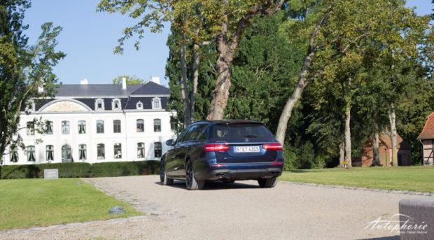Mercedes-AMG E 43 4MATIC T-Modell S213 Heckansicht