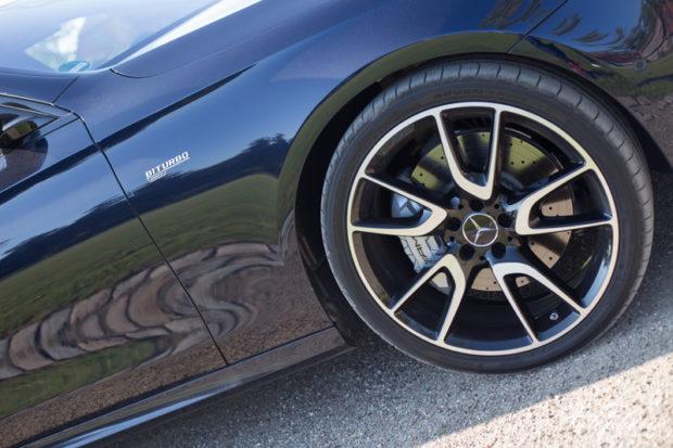 Mercedes-AMG E 43 4MATIC T-Modell S213 Felge
