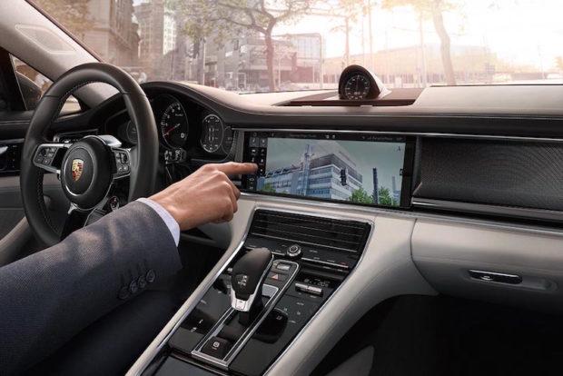 2017 Porsche Panamera 4S Google Street View