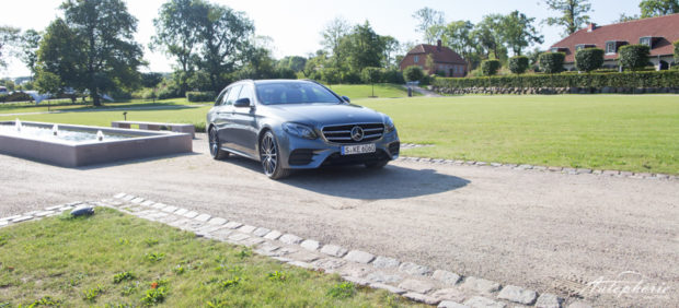 Mercedes-Benz E 400 4MATIC T-Modell S213 Front