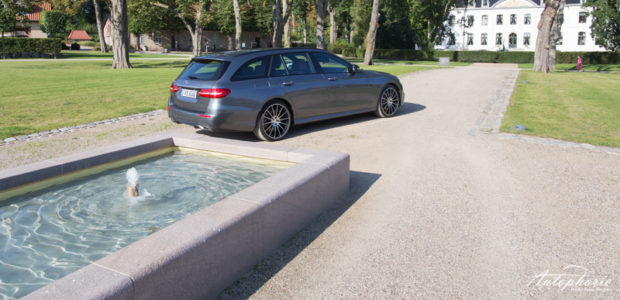 Mercedes-Benz E 400 4MATIC T-Modell S213