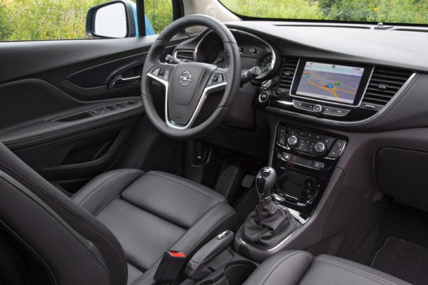 Opel Mokka X Cockpit