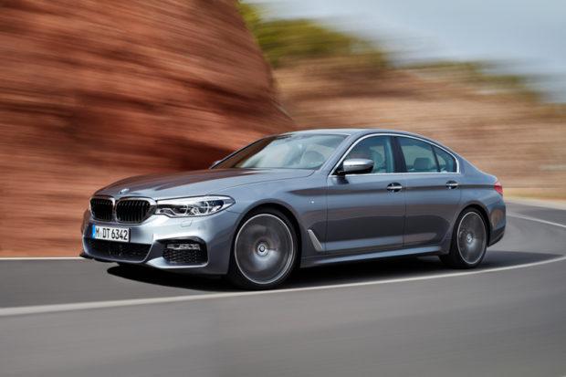 Neuer BMW5er G30 Limousine