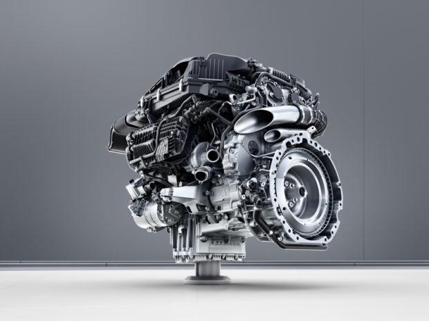 M 265 Reihensechszylinder Motoren Mercedes-Benz