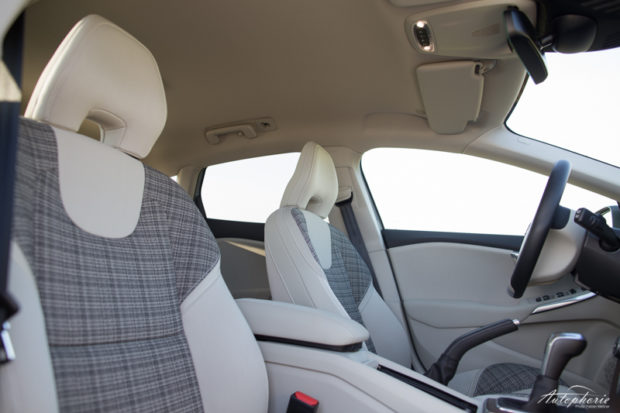 Volvo V40 City Weave Sitzbezuege